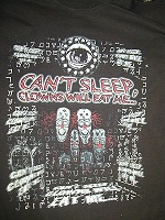 Can't Sleep MOJO Style tee